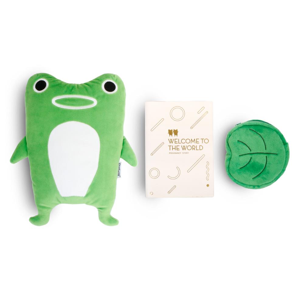 Dotfuns|Baby Funs 我的貝比手札-亞力山卓(綠色)
