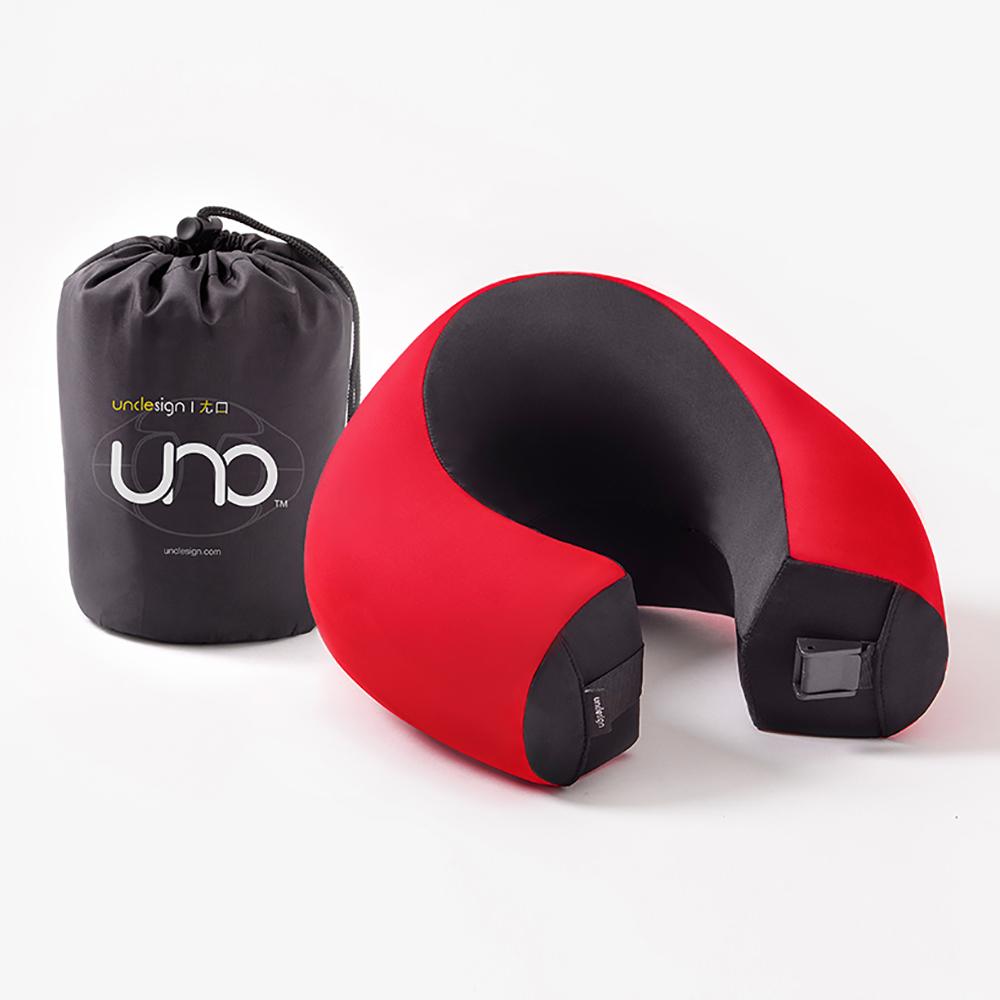UNCLESIGN|UNO頸枕(紅色)