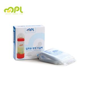 韓國MPL|拋棄式奶瓶補充袋(250ml X 100入)