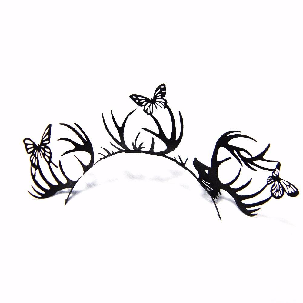 PAPERSELF|小鹿與蝴蝶 DEER & BUTTERFLY