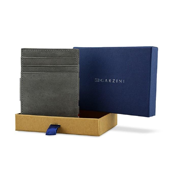 (複製)GARZINI|比利時翻轉皮夾 - 零錢袋款 - 淺棕色