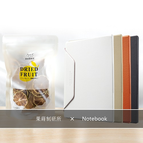 Allocacoc   NoteBook Modular A4 百搭筆記本 - 橘色