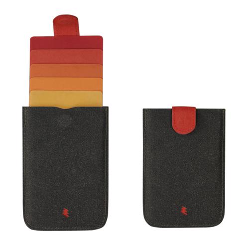 Allocacoc |DAX 卡片收藏夾 - 紅色