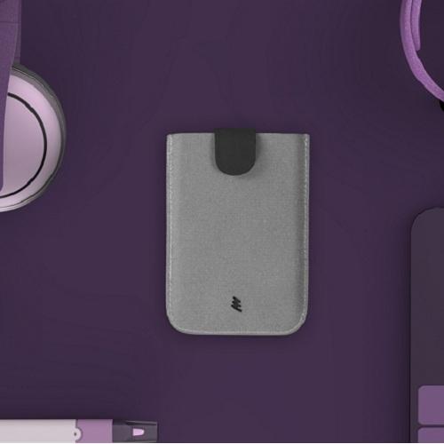 Allocacoc |dax 卡片收藏夾 - 紫色