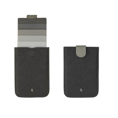 Allocacoc  DAX 卡片收藏夾 - 灰色