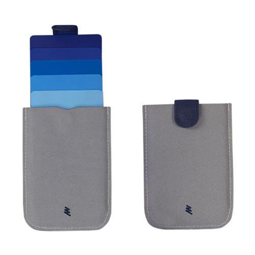 Allocacoc |DAX 卡片收藏夾 - 藍色