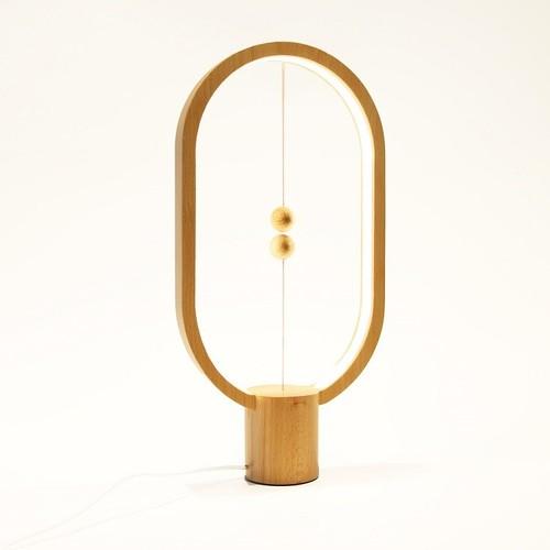 Allocacoc Heng Balance Lamp 衡 原木燈 - 橢圓型