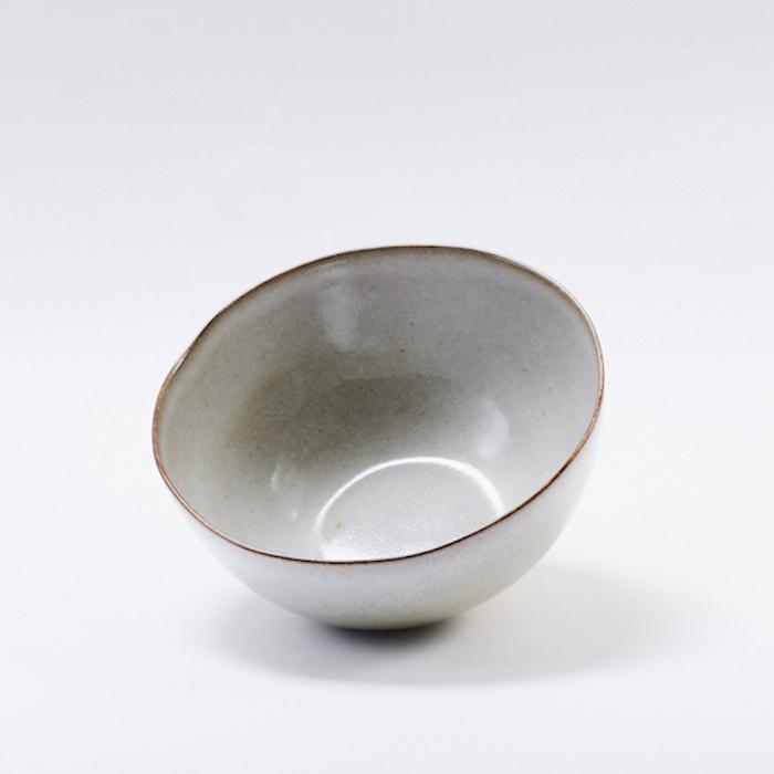 Bloomingville 灰色陶瓷沙拉碗