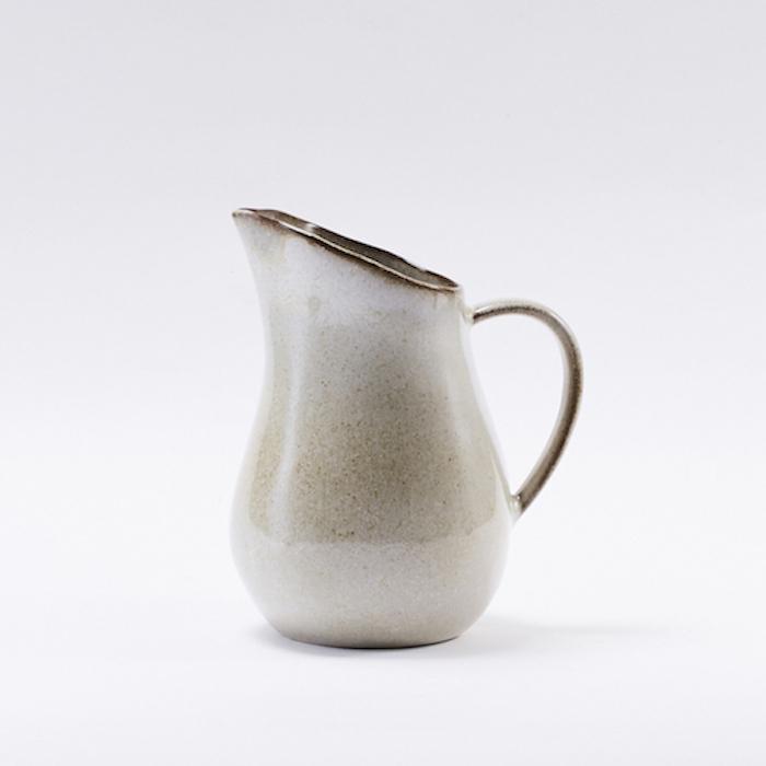 Bloomingville 灰色陶製水壺