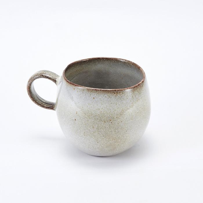 Bloomingville 灰色陶瓷杯