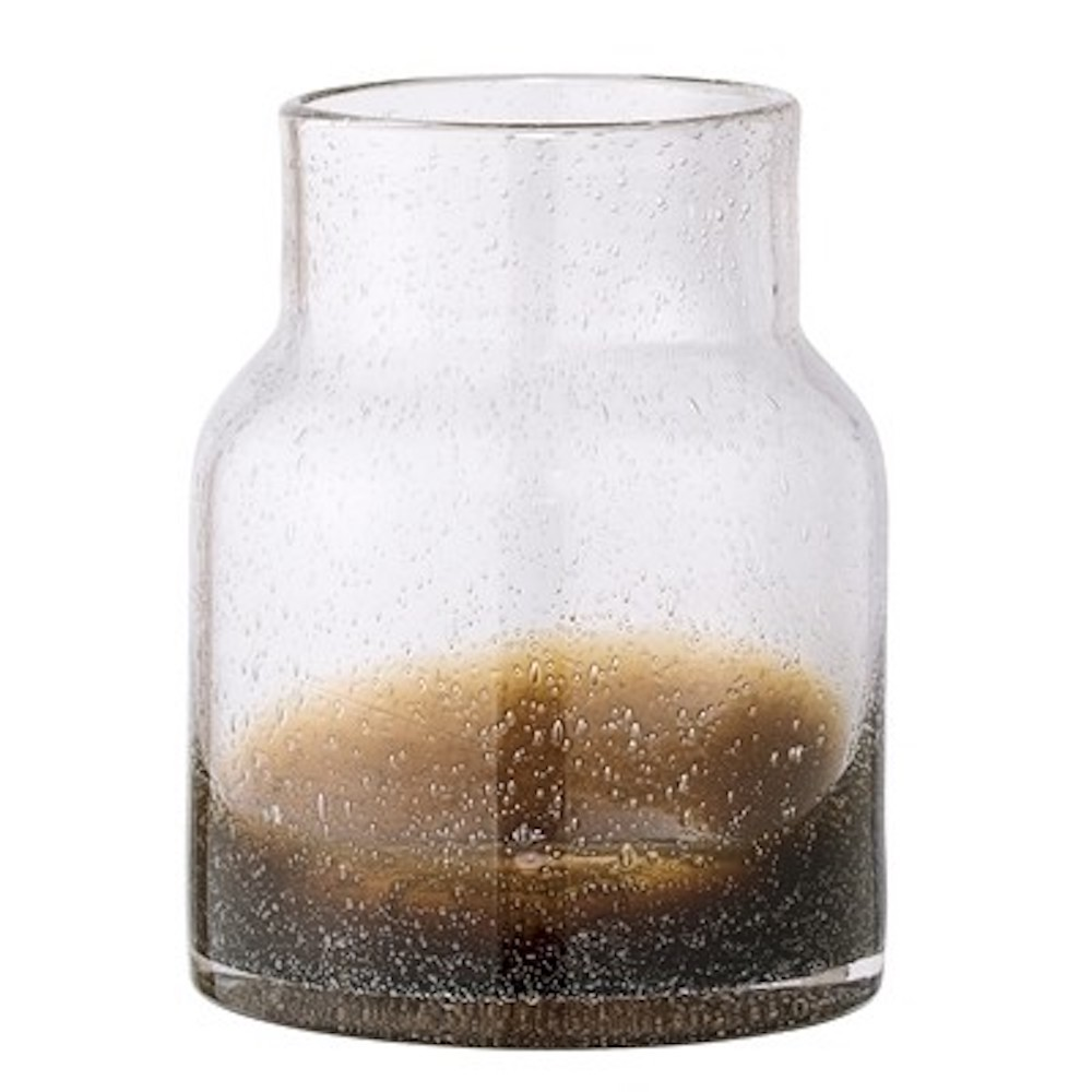 Bloomingville | 咖啡色漸層花瓶