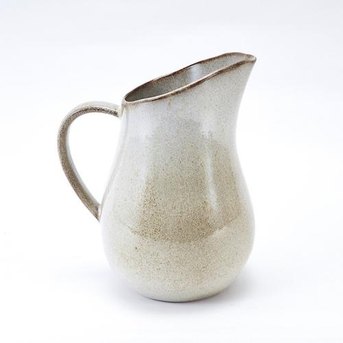 Bloomingville|灰色陶製水壺