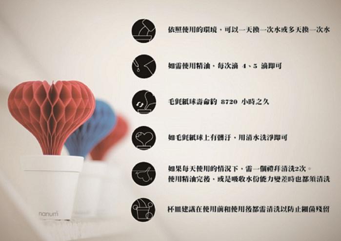 Nanum | 超涵水室內皮膚保濕器 (四騎士)