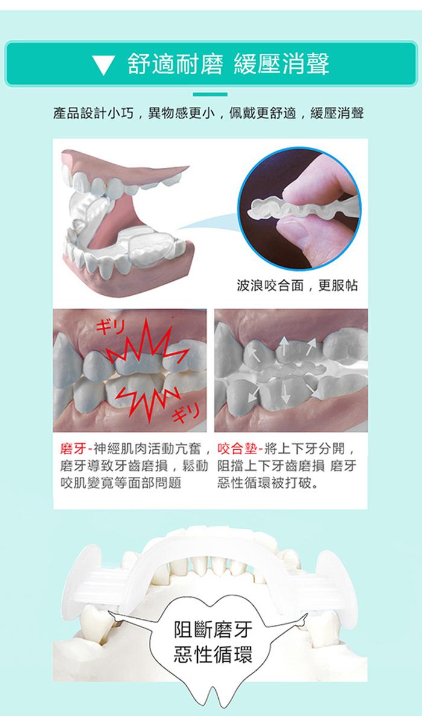 PROIDEA   Hagishiri 舒眠止噪防磨牙牙套