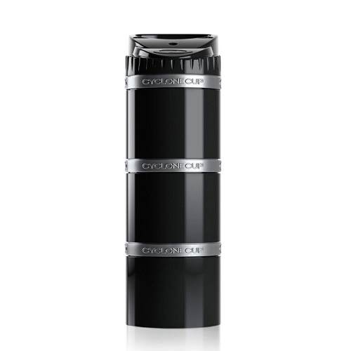 Cyclone cup | Amazing無毒多功能乾燥儲物罐 - 沉穩黑
