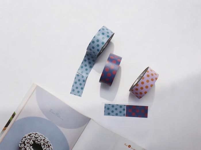 (複製)3+ Magi Mags|19 x 3 圖紋磁鐵膠帶 (白底熊貓)