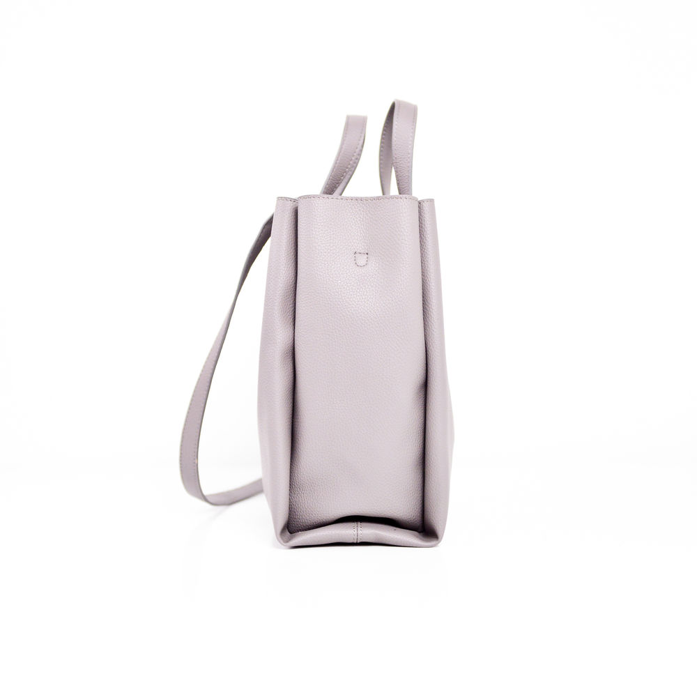 EYEXGIRL|Gemini Bag 善變兩用包(灰色)