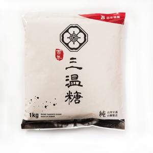 【團購】百年食業|百年三溫糖 1公斤 (3包組)