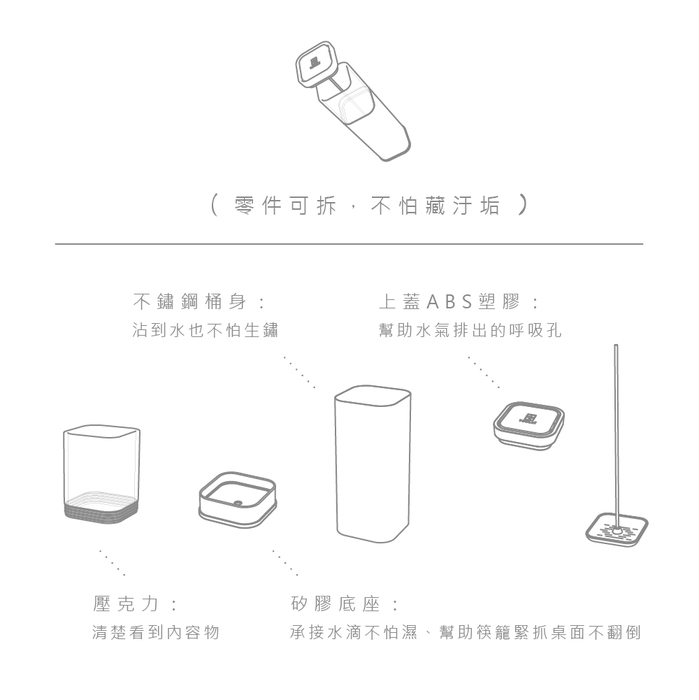 TZULAï|筷籠