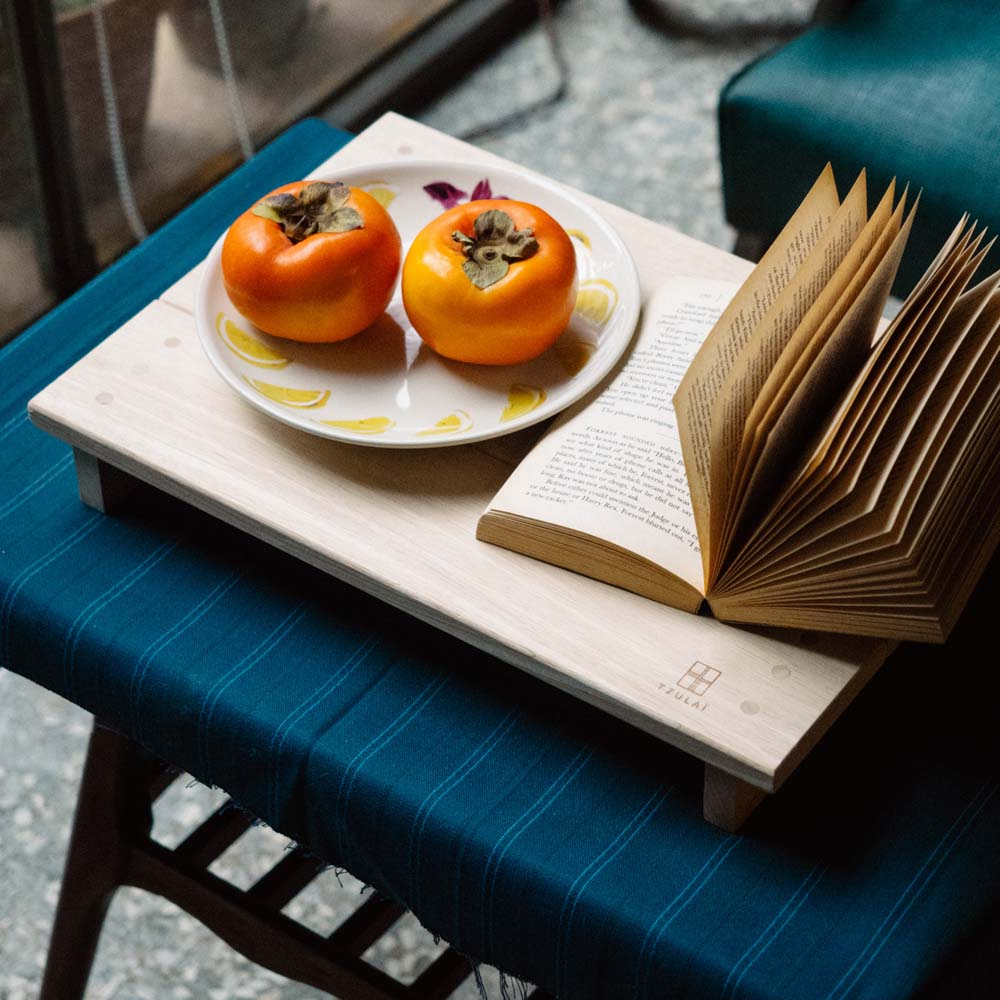 TZULAï|木製托盤_豆腐盤