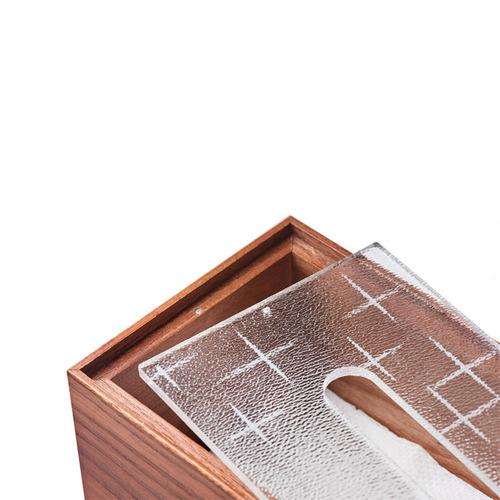 TZULAï|原木窗花面紙盒