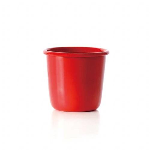 TZULAï|厝內琺瑯杯(紅)