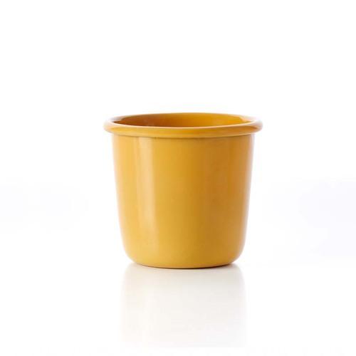 TZULAï|厝內琺瑯杯(黃)