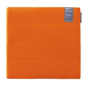 Bullsone-勁牛王│凝膠健康坐墊-橙色(M號)
