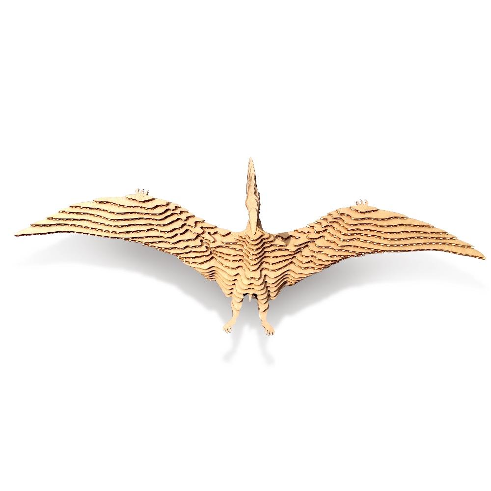 CONTAMO 手作模型-翼龍