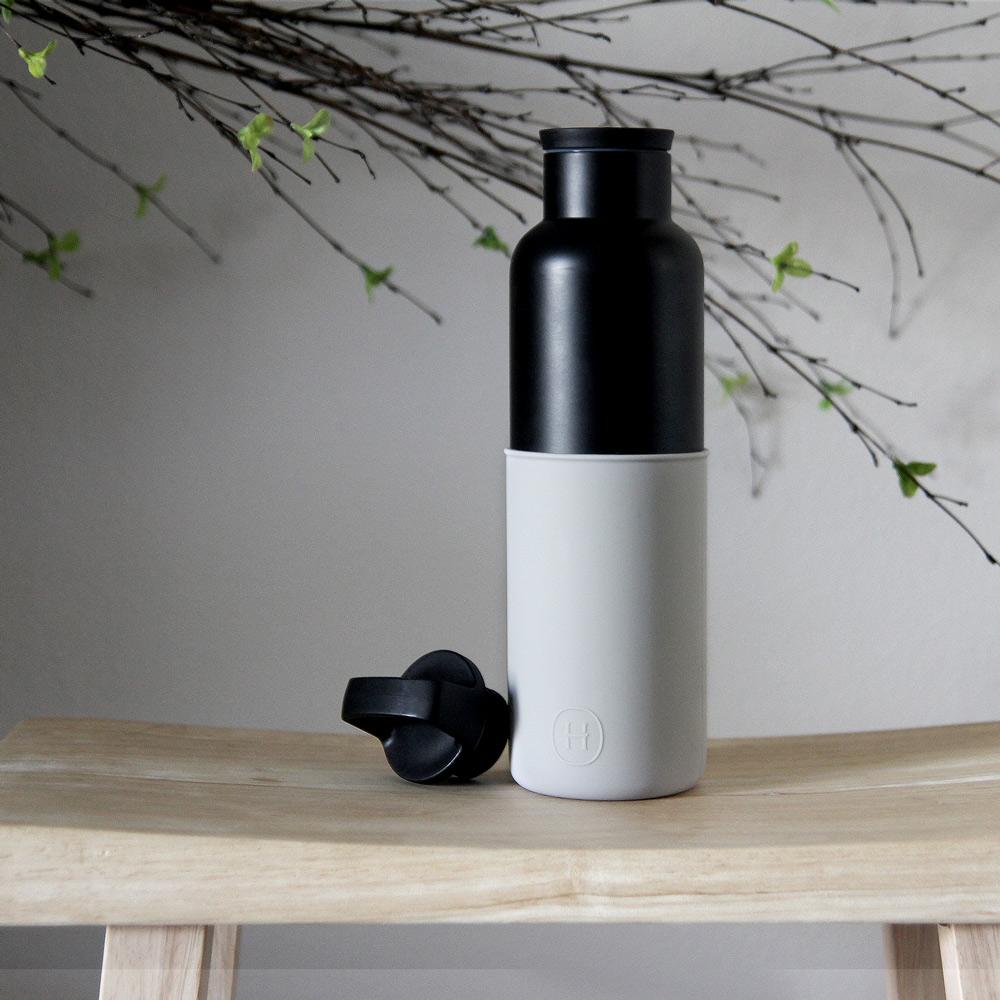 美國HYDY|CinCin Black Collection 雲灰/黑瓶 590ml