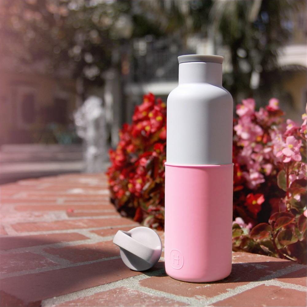 美國HYDY|CinCin White Collection 玫瑰粉/白瓶 590ml
