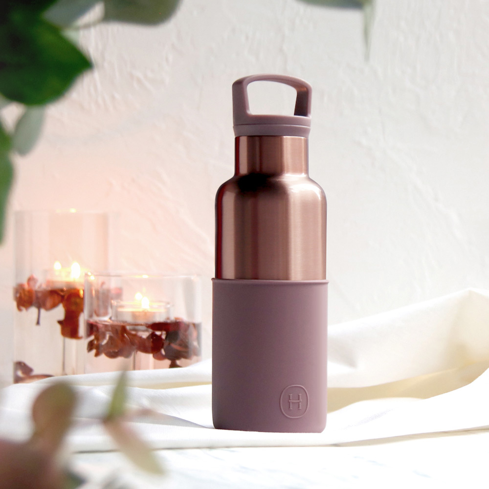 美國HYDY CinCin Déco Collection 乾燥玫瑰-蜜粉金瓶 480ml