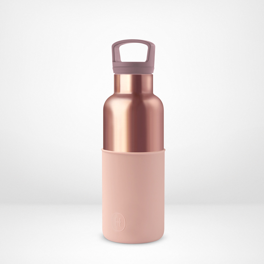美國HYDY|CinCin Déco Collection 拿鐵-蜜粉金瓶 480ml