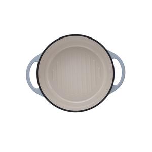 日本Vermicular 琺瑯鑄鐵鍋22cm(石頭色)VPOT22-ST