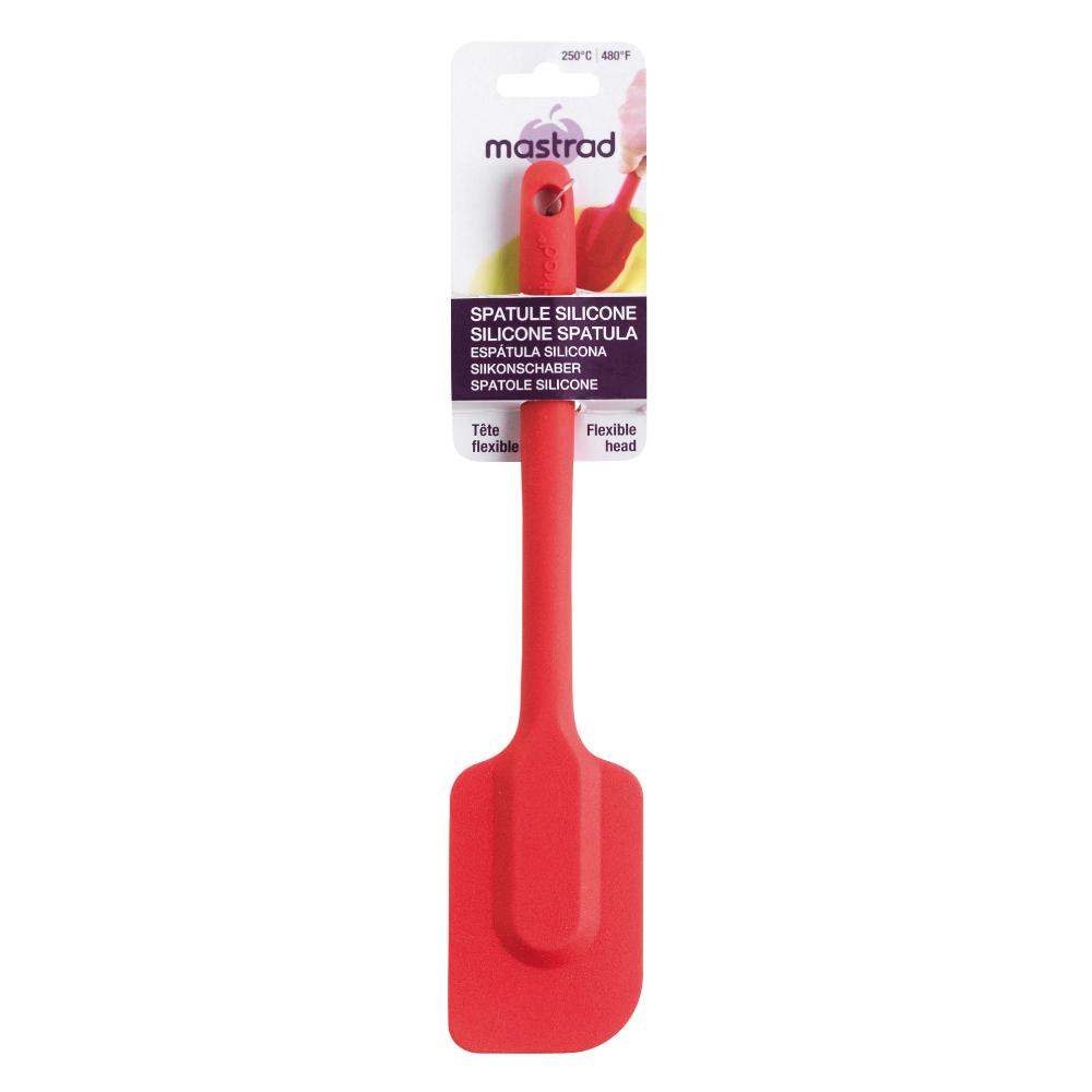 法國mastrad | 矽膠刮刀(紅)