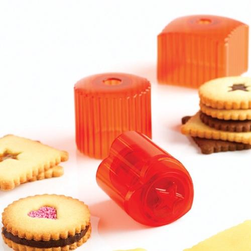 法國mastrad  |  餅乾壓模組