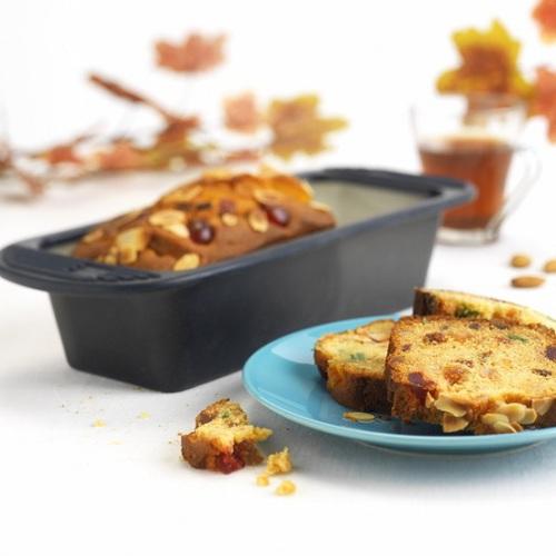 法國mastrad  |  磅蛋糕烤模(透明灰)