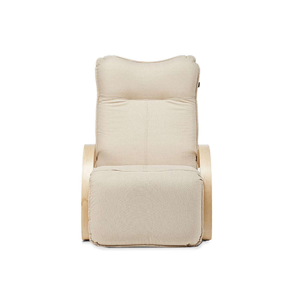 AJ2|煙斗|花瓣米白|單人沙發扶手椅