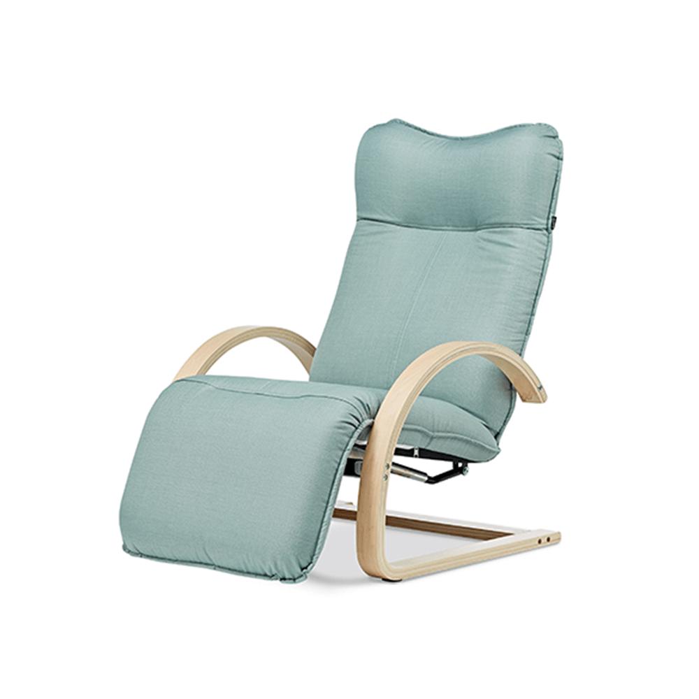 AJ2|煙斗|湖水綠|單人沙發扶手椅