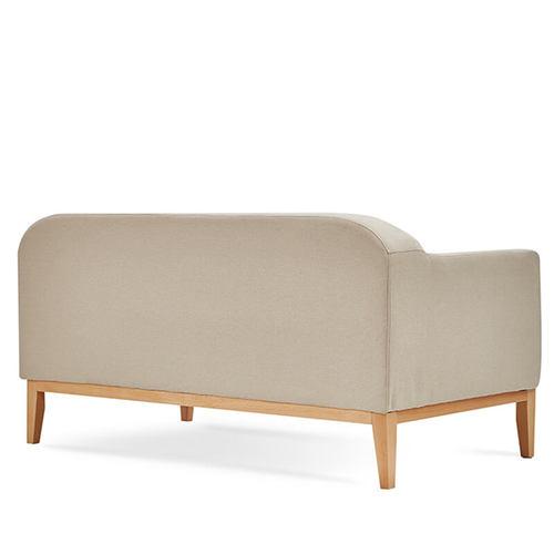 AJ2|鉑珶|花瓣米白|雙人座沙發