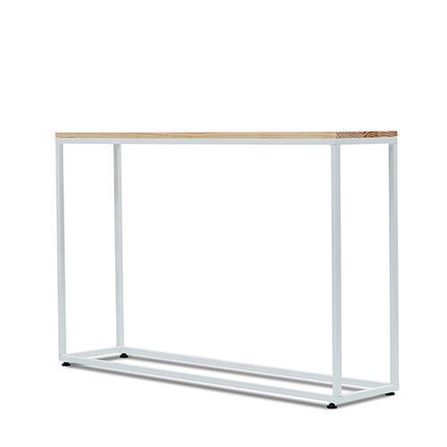 AJ2|帕薩迪納|工業白|開放式擺設櫃