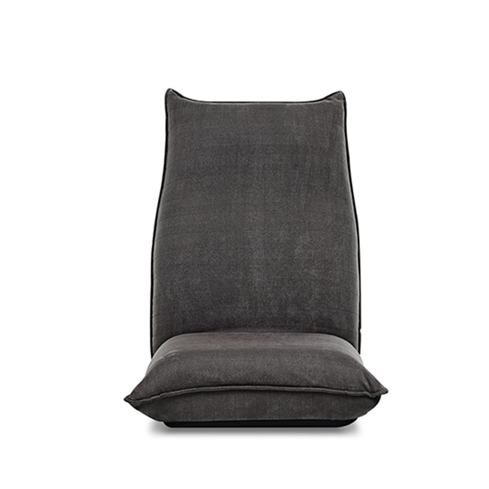 AJ2 │ 小泊 │ 牛津灰 │ 單人沙發和室椅