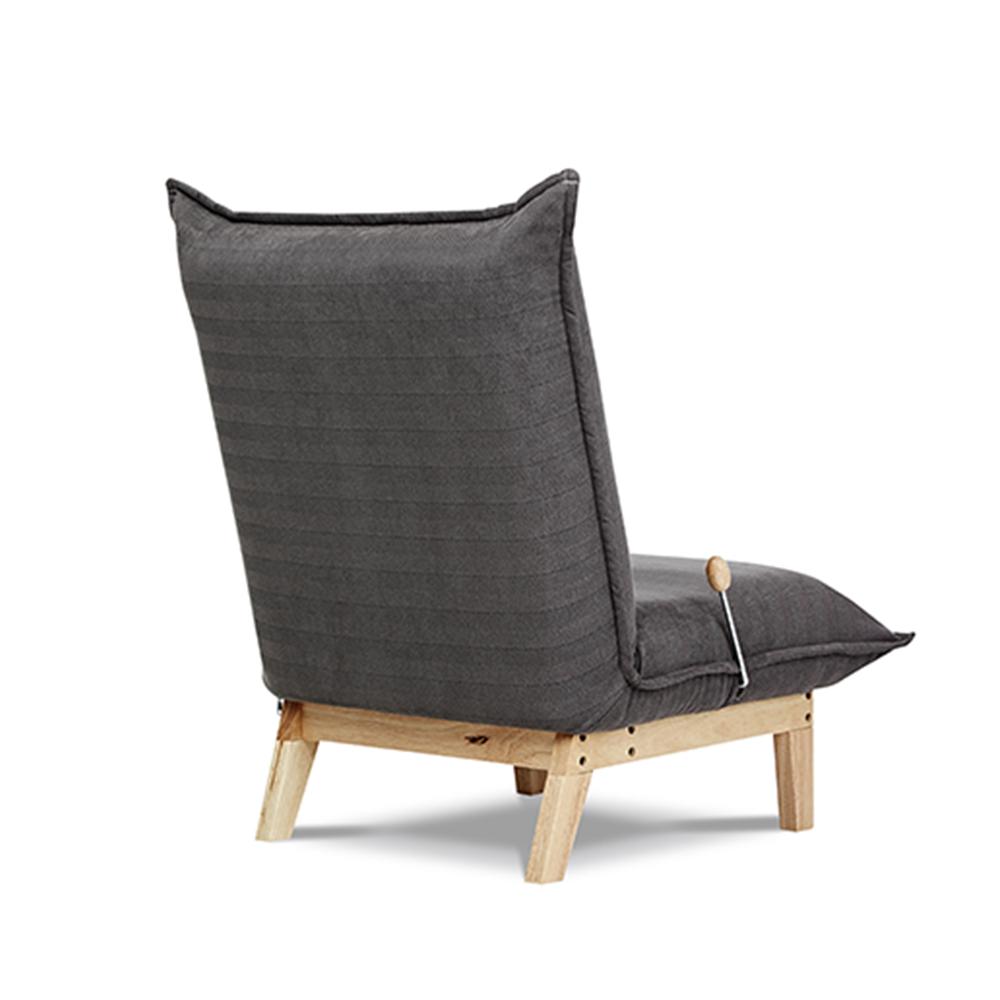 AJ2 │ 淺山 │ 牛津灰 │ 單人沙發和室椅