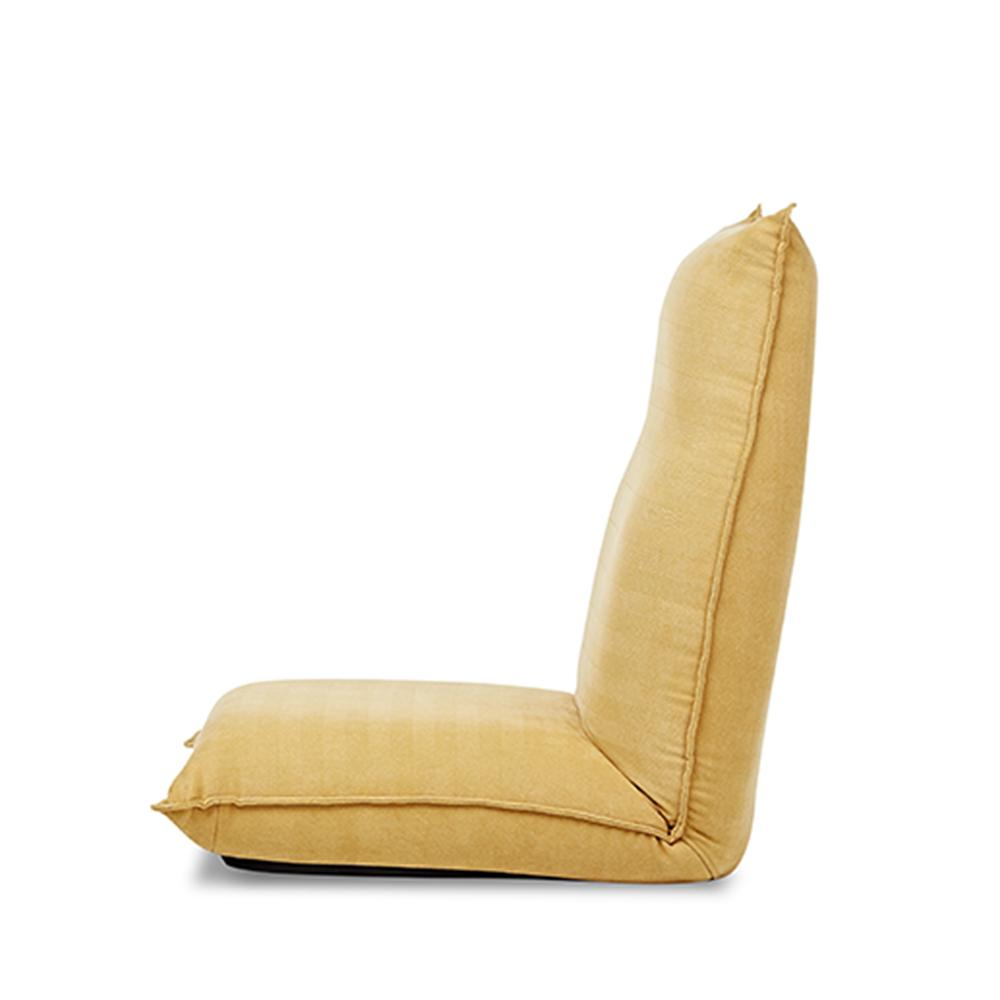 AJ2 │ 小泊 │ 芥末黃 │ 單人沙發和室椅