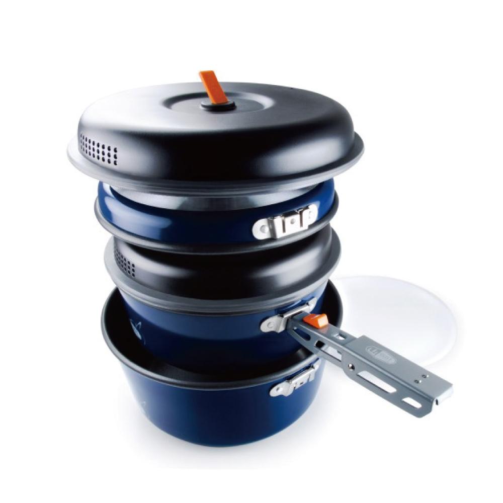 美國GSI|Bugaboo Base Camper-Medium 套鍋組