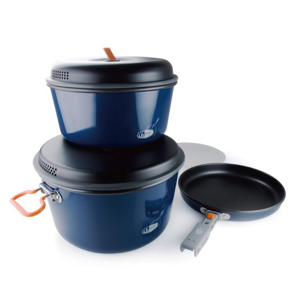 美國GSI|Bugaboo Base Camper-Large 套鍋組