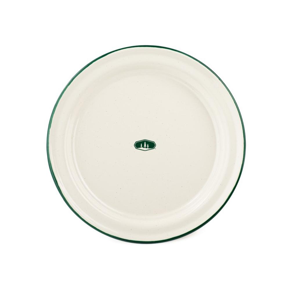 美國GSI|鄉村風野餐琺瑯盤組X3入