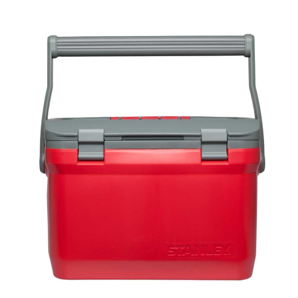 美國Stanley|可提式15.1LCooler冰桶-紅色