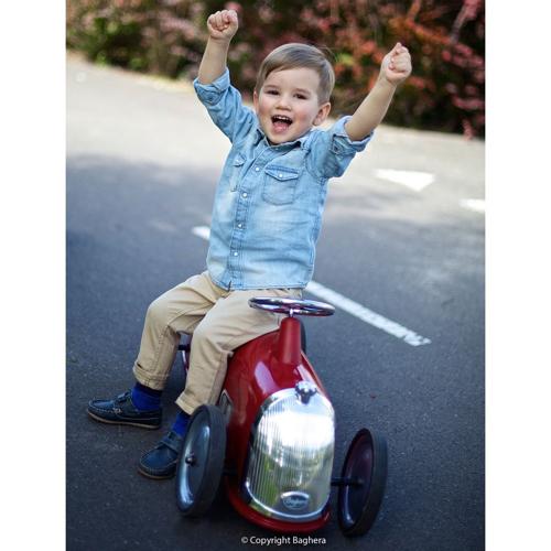 Baghera|Riders Rouge 騎士紅小跑車