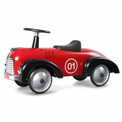 Baghera|Les Speedsters Dark Red 爵士之舞小跑車